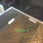 Plastic Extrusion Fitting in Action (receptionist side)