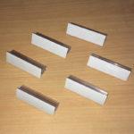 Plastic Extrusion Fitting - Underside